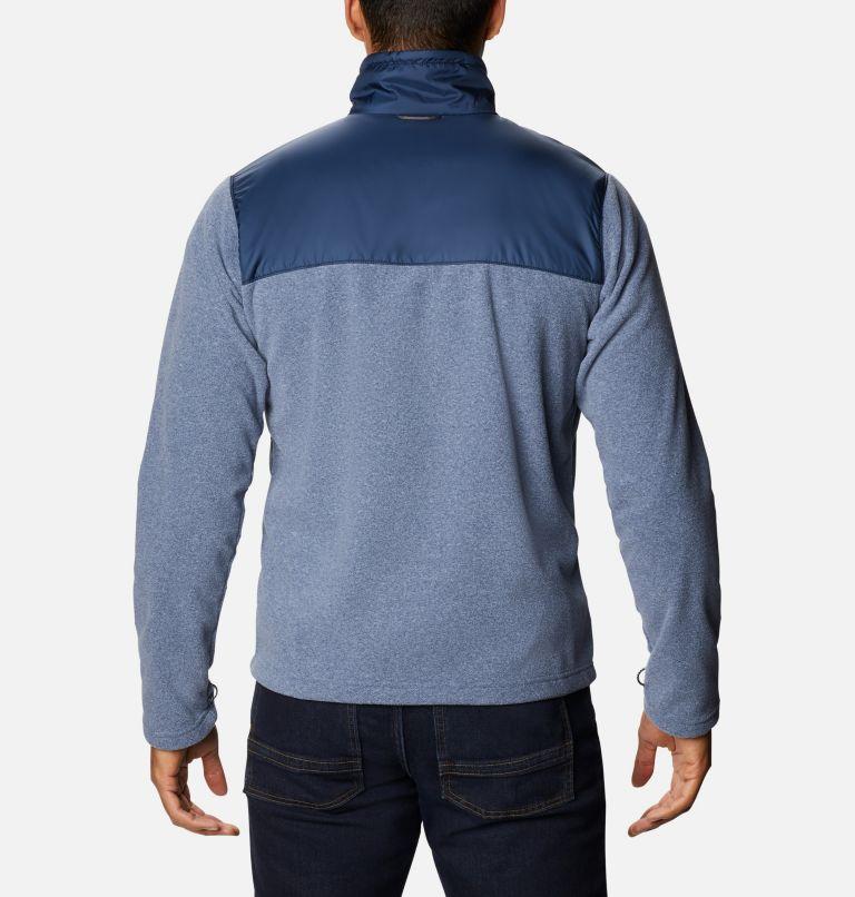 Bugaboo™ II Fleece Interchange Jacket | 432 | 3XT Men's Bugaboo™ II Fleece Interchange Jacket - Tall, Bright Indigo, Collegiate Navy, a8