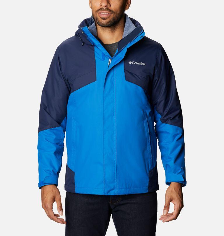 Bugaboo™ II Fleece Interchange Jacket | 432 | 3XT Men's Bugaboo™ II Fleece Interchange Jacket - Tall, Bright Indigo, Collegiate Navy, front