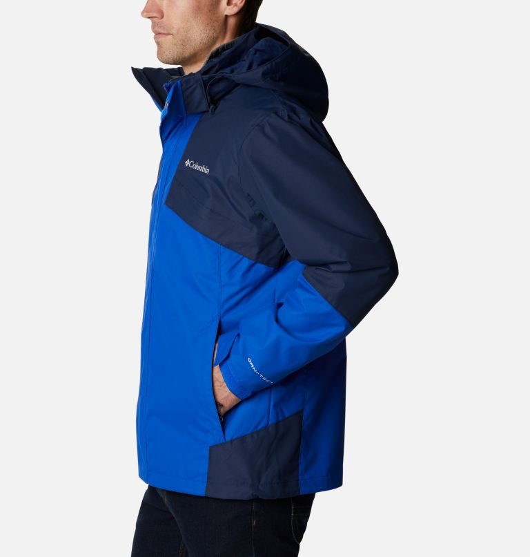 Bugaboo™ II Fleece Interchange Jacket | 437 | 2XT Men's Bugaboo™ II Fleece Interchange Jacket - Tall, Azul, Collegiate Navy, a1
