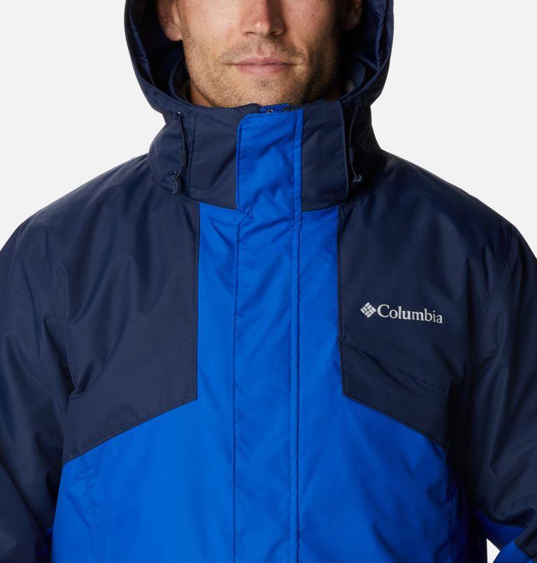 Bugaboo™ II Fleece Interchange Jacket | 437 | 4XT Men's Bugaboo™ II Fleece Interchange Jacket - Tall, Azul, Collegiate Navy, a2