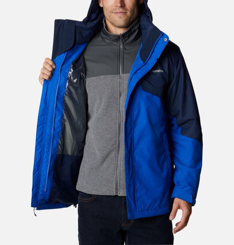 Bugaboo™ II Fleece Interchange Jacket | 437 | 4XT Men's Bugaboo™ II Fleece Interchange Jacket - Tall, Azul, Collegiate Navy, a3