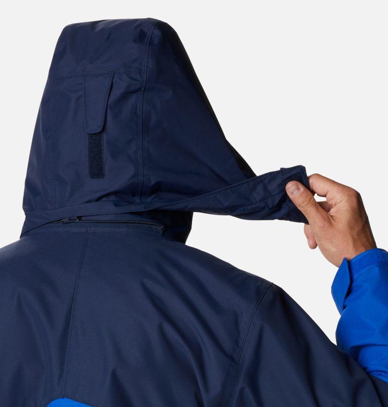 Bugaboo™ II Fleece Interchange Jacket | 437 | 4XT Men's Bugaboo™ II Fleece Interchange Jacket - Tall, Azul, Collegiate Navy, a4