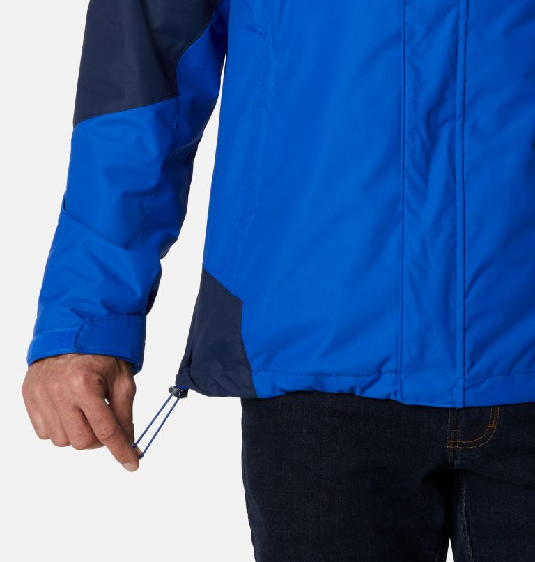 Bugaboo™ II Fleece Interchange Jacket | 437 | 4XT Men's Bugaboo™ II Fleece Interchange Jacket - Tall, Azul, Collegiate Navy, a6