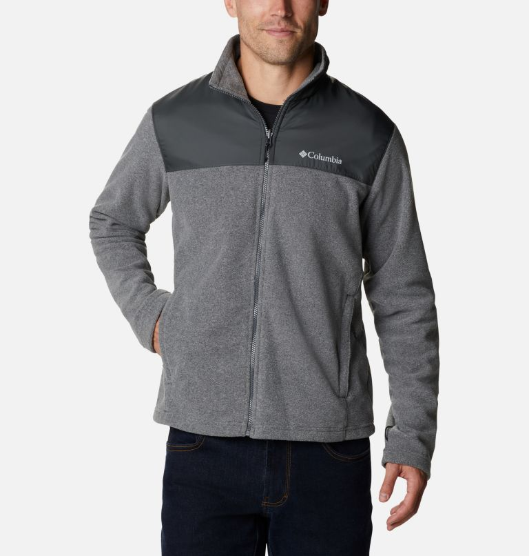 Bugaboo™ II Fleece Interchange Jacket | 437 | 2XT Men's Bugaboo™ II Fleece Interchange Jacket - Tall, Azul, Collegiate Navy, a7