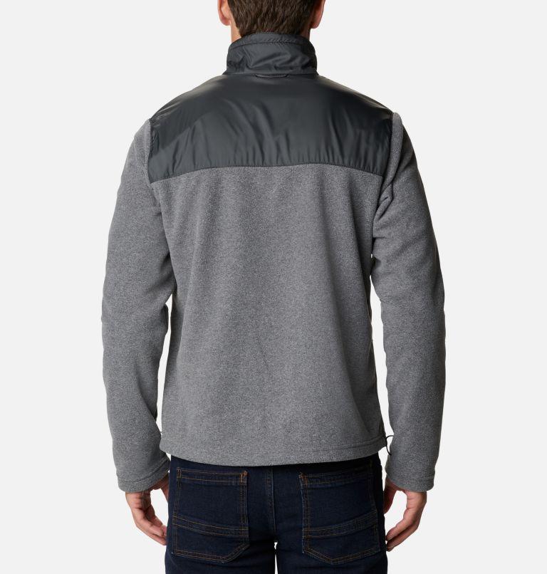 Bugaboo™ II Fleece Interchange Jacket | 437 | 4XT Men's Bugaboo™ II Fleece Interchange Jacket - Tall, Azul, Collegiate Navy, a8
