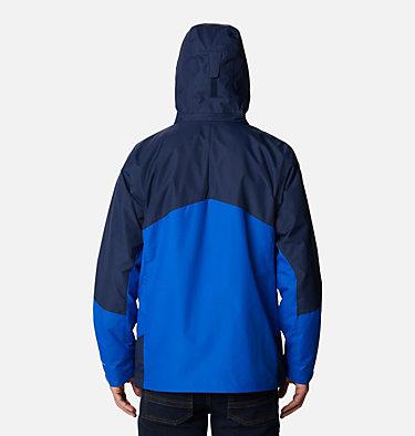 Men's Bugaboo™ II Fleece Interchange Jacket - Tall Bugaboo™ II Fleece Interchange Jacket | 012 | 2XT, Azul, Collegiate Navy, back