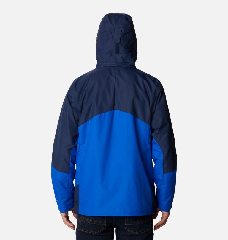 Bugaboo™ II Fleece Interchange Jacket | 437 | 4XT Men's Bugaboo™ II Fleece Interchange Jacket - Tall, Azul, Collegiate Navy, back