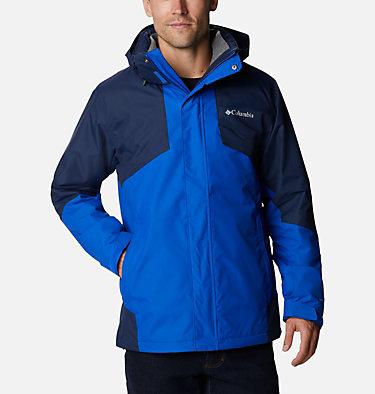 Men's Bugaboo™ II Fleece Interchange Jacket - Tall Bugaboo™ II Fleece Interchange Jacket | 012 | 2XT, Azul, Collegiate Navy, front