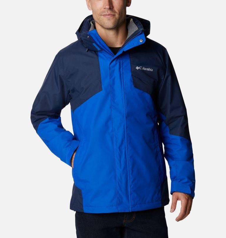 Bugaboo™ II Fleece Interchange Jacket | 437 | 2XT Men's Bugaboo™ II Fleece Interchange Jacket - Tall, Azul, Collegiate Navy, front
