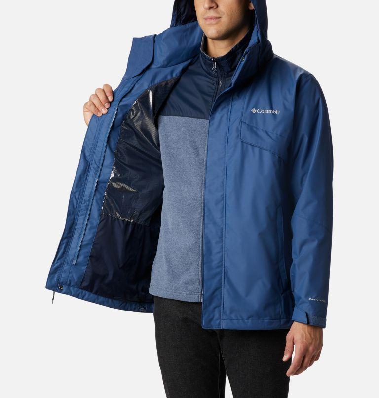 Bugaboo™ II Fleece Interchange Jacket | 452 | 4XT Men's Bugaboo™ II Fleece Interchange Jacket - Tall, Night Tide, a3