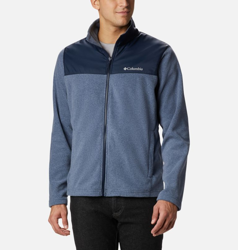 Bugaboo™ II Fleece Interchange Jacket | 452 | 4XT Men's Bugaboo™ II Fleece Interchange Jacket - Tall, Night Tide, a6