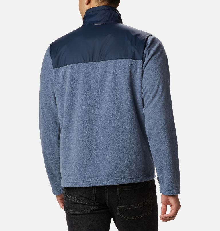 Bugaboo™ II Fleece Interchange Jacket | 452 | 4XT Men's Bugaboo™ II Fleece Interchange Jacket - Tall, Night Tide, a7