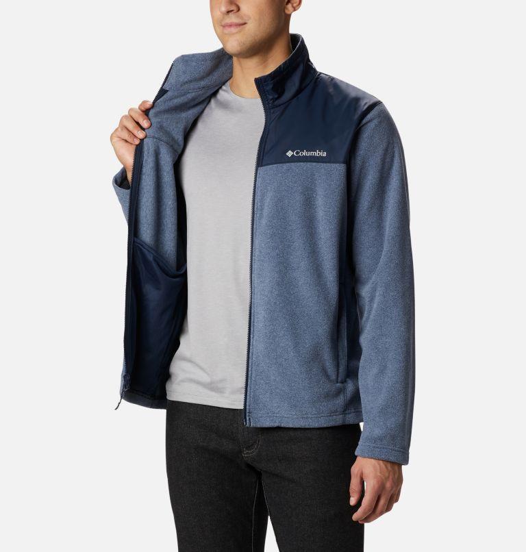 Bugaboo™ II Fleece Interchange Jacket | 452 | 4XT Men's Bugaboo™ II Fleece Interchange Jacket - Tall, Night Tide, a8