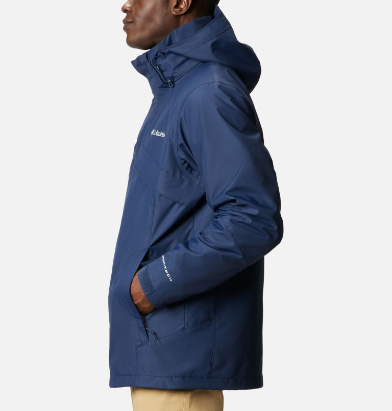 Bugaboo™ II Fleece Interchange Jacket | 465 | 2XT Men's Bugaboo™ II Fleece Interchange Jacket - Tall, Collegiate Navy, a1