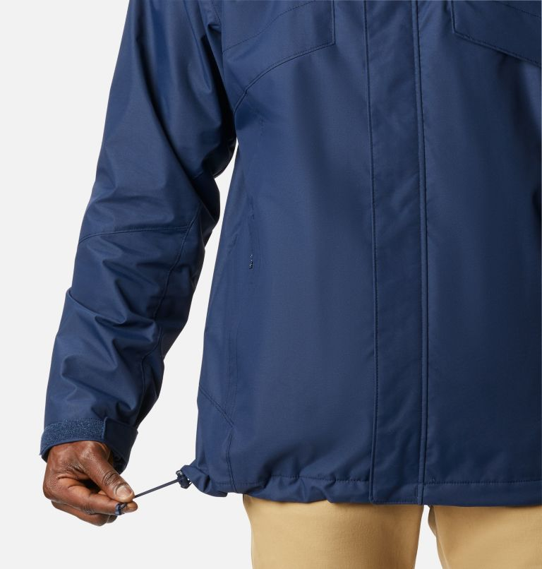Bugaboo™ II Fleece Interchange Jacket | 465 | 2XT Men's Bugaboo™ II Fleece Interchange Jacket - Tall, Collegiate Navy, a4