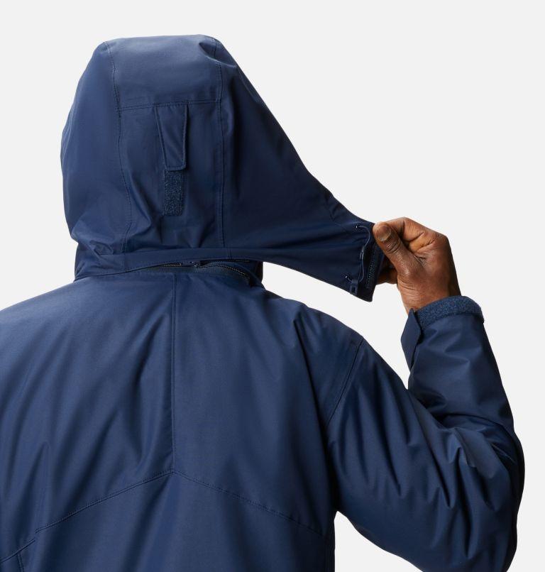 Bugaboo™ II Fleece Interchange Jacket | 465 | 2XT Men's Bugaboo™ II Fleece Interchange Jacket - Tall, Collegiate Navy, a5