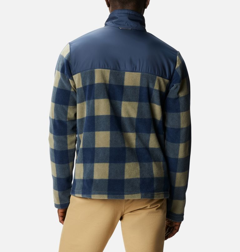 Bugaboo™ II Fleece Interchange Jacket | 465 | 2XT Men's Bugaboo™ II Fleece Interchange Jacket - Tall, Collegiate Navy, a8