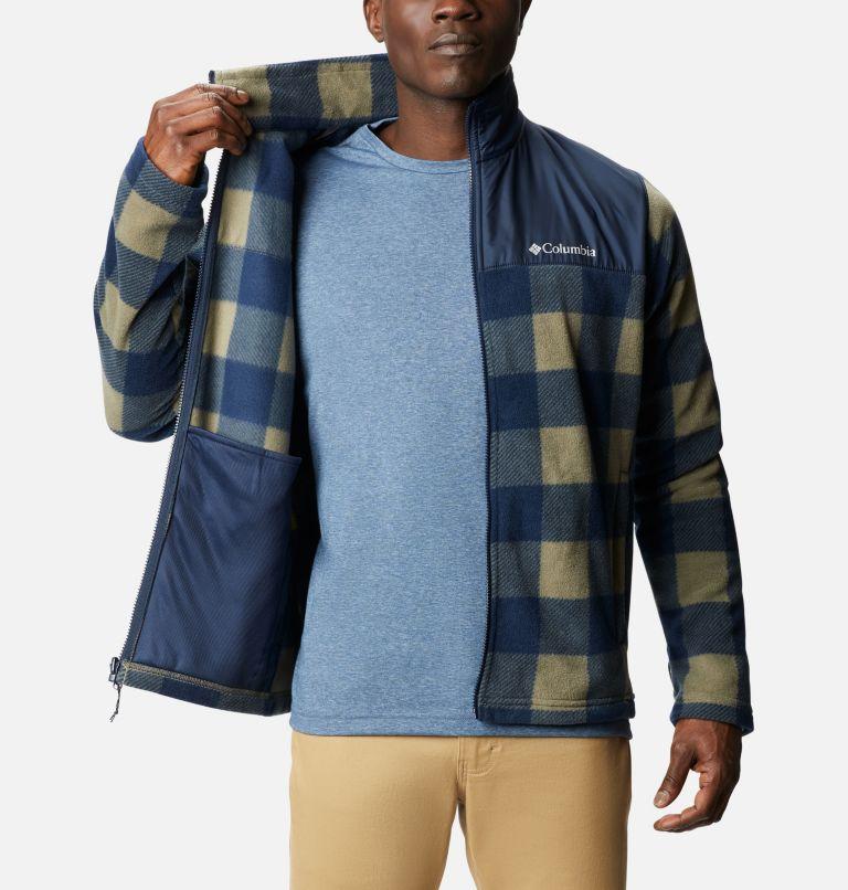 Bugaboo™ II Fleece Interchange Jacket | 465 | 2XT Men's Bugaboo™ II Fleece Interchange Jacket - Tall, Collegiate Navy, a9