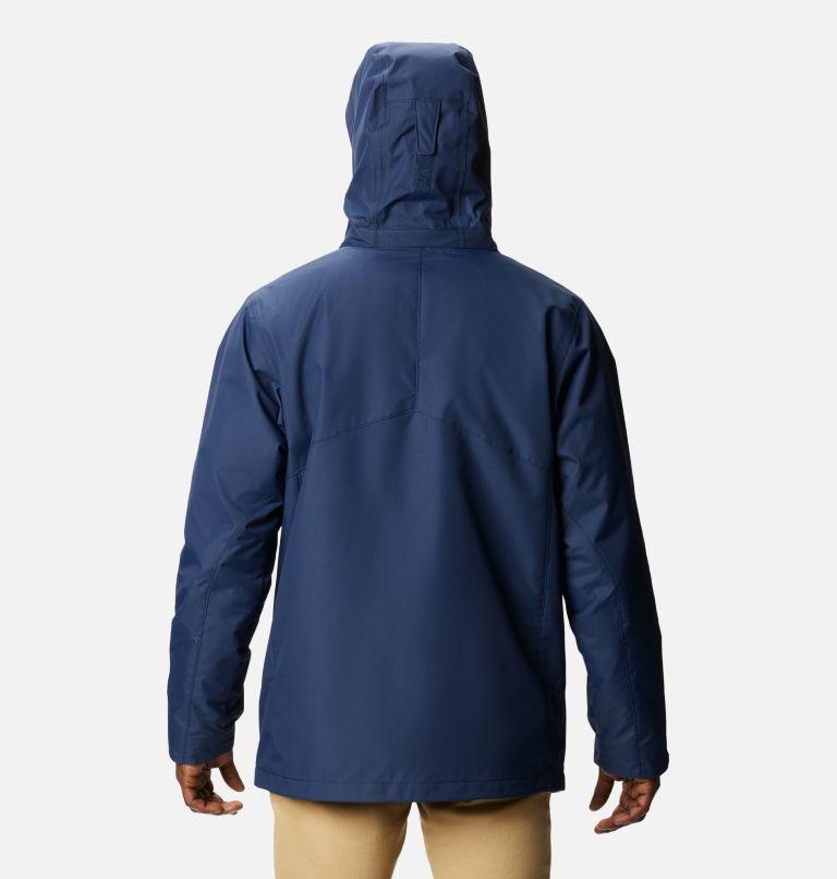 Bugaboo™ II Fleece Interchange Jacket | 465 | 2XT Men's Bugaboo™ II Fleece Interchange Jacket - Tall, Collegiate Navy, back