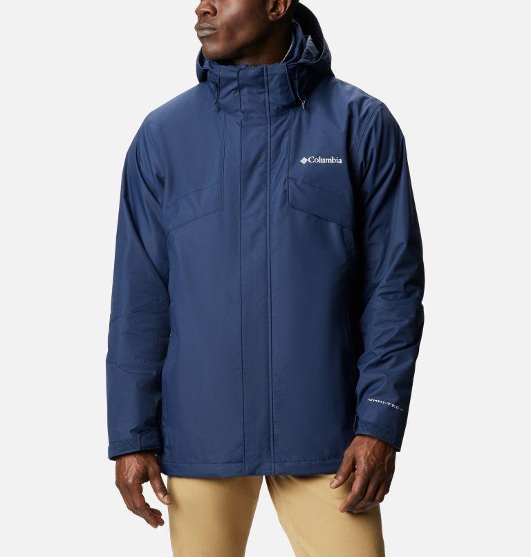 Bugaboo™ II Fleece Interchange Jacket | 465 | 2XT Men's Bugaboo™ II Fleece Interchange Jacket - Tall, Collegiate Navy, front