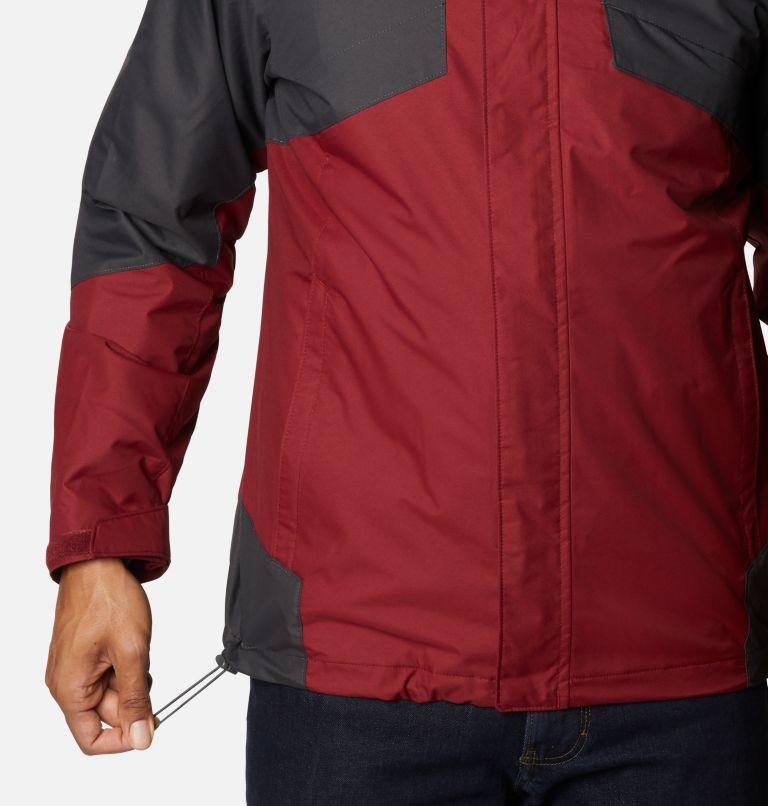 Bugaboo™ II Fleece Interchange Jacket   664   4XT Men's Bugaboo™ II Fleece Interchange Jacket - Tall, Red Jasper, Shark, a4