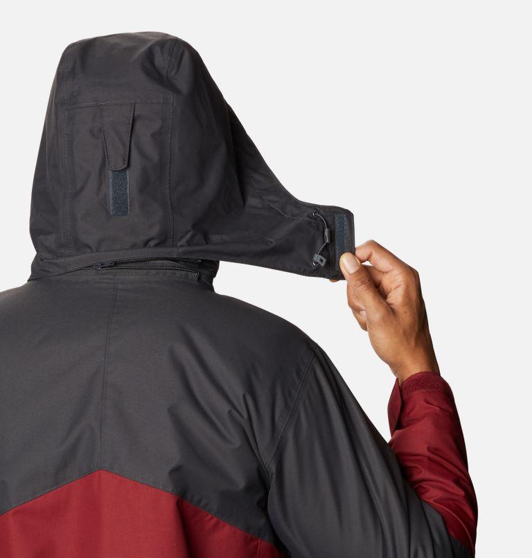 Bugaboo™ II Fleece Interchange Jacket   664   4XT Men's Bugaboo™ II Fleece Interchange Jacket - Tall, Red Jasper, Shark, a5