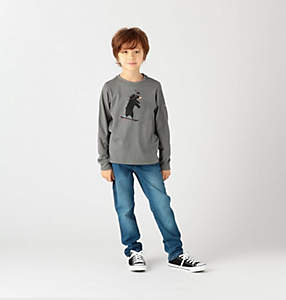 Kids' Animal Antics™ Long Sleeve Shirt