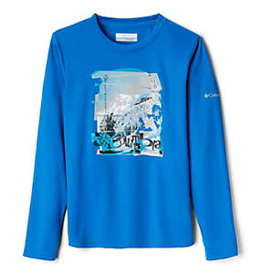 Kids' Trail Tearin™ Long Sleeve Shirt