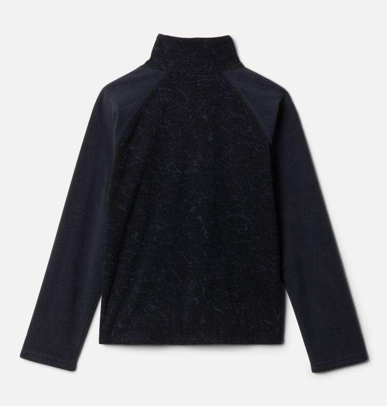 Boys' Glacial™III Printed Fleece 1/4 Zip Pullover Boys' Glacial™III Printed Fleece 1/4 Zip Pullover, back