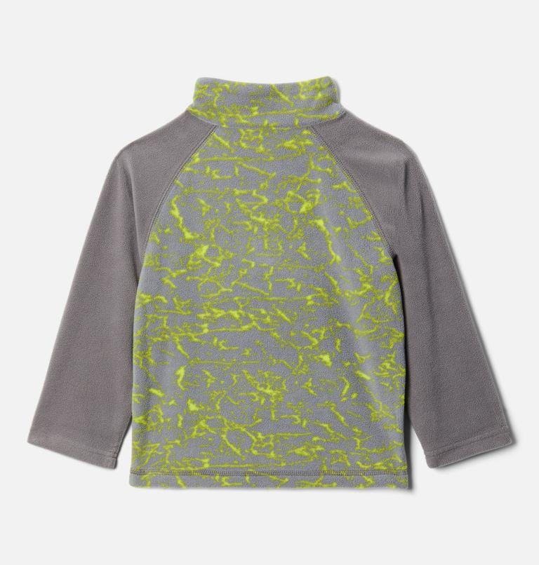 Boys' Toddler Glacial™III Printed Fleece 1/4 Zip Pullover Boys' Toddler Glacial™III Printed Fleece 1/4 Zip Pullover, back