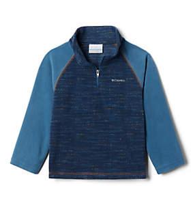 Boys' Toddler Glacial™III Printed Fleece 1/4 Zip Pullover