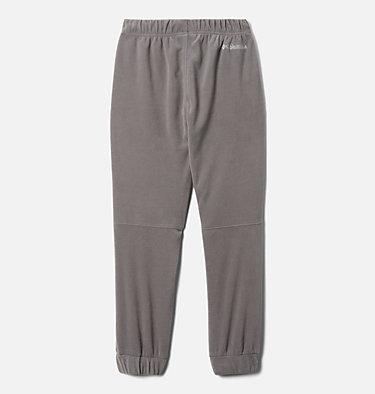 Pantalon en laine polaire avec bas à bande Glacial™ pour garçon Glacial™ Fleece Banded Bottom Pant | 023 | S, City Grey, back