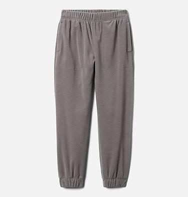 Pantalon en laine polaire avec bas à bande Glacial™ pour garçon Glacial™ Fleece Banded Bottom Pant | 023 | S, City Grey, front