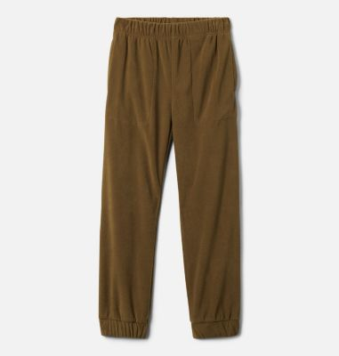 Boys' Glacial™ Fleece Banded Bottom Pants | Columbia Sportswear