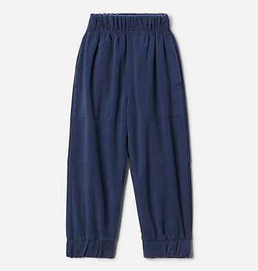 Boys' Toddler Glacial™Fleece Banded Bottom Pants Glacial™Fleece Banded Bottom Pant | 327 | 3T, Collegiate Navy, front