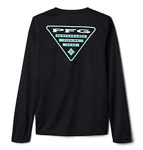 Boys' PFG Silhouette Series™ Long Sleeve Shirt