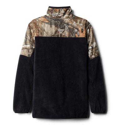 Boys' PHG™ Overlay 1/4 Zip Fleece Pullover   Columbia Sportswear