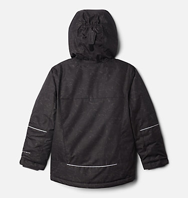 Boys' Mighty Mogul™ Jacket Mighty Mogul™ Jacket | 023 | M, Black Crackle Print, back