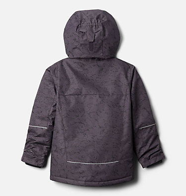 Boys' Mighty Mogul™ Jacket Mighty Mogul™ Jacket | 023 | M, Dark Purple Crackle Print, back