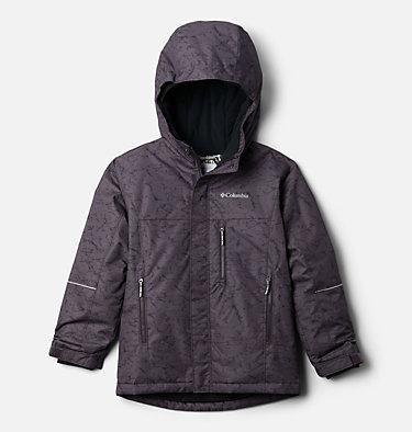 Boys' Mighty Mogul™ Jacket Mighty Mogul™ Jacket | 023 | M, Dark Purple Crackle Print, front