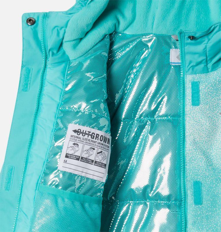 Mighty Mogul™ Jacket | 356 | S Girls' Mighty Mogul™ Jacket, Dolphin Ombre Print, Dolphin, a1