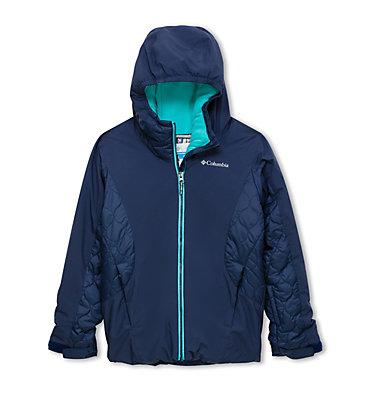 Girl's Wild Child™ Ski Jacket Wild Child™ Jacket | 695 | L, Nocturnal, front