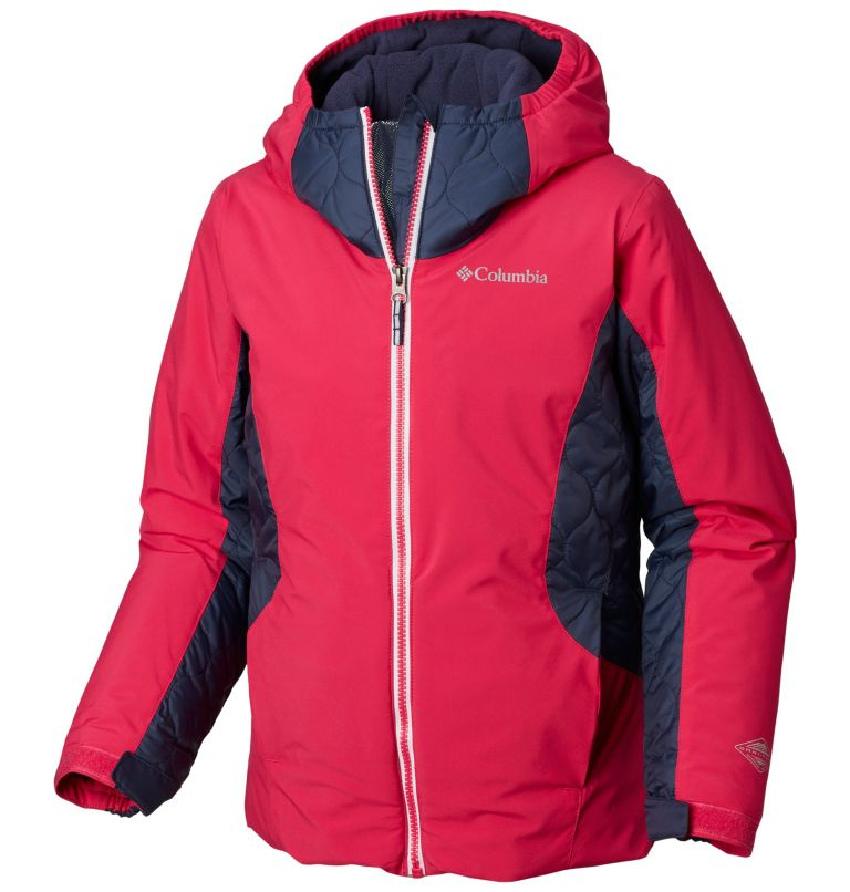 Girl's Wild Child™ Ski Jacket Girl's Wild Child™ Ski Jacket, front