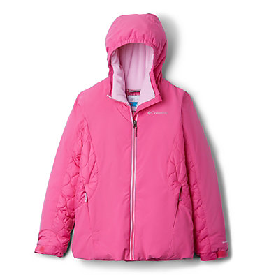 Girl's Wild Child™ Ski Jacket , front
