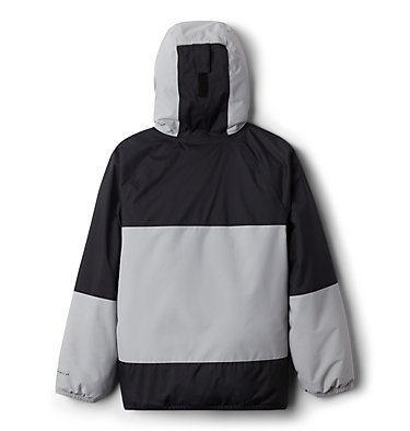 Boys' Snow Problem™ Jacket Snow Problem™Jacket | 386 | L, Black, Columbia Grey, back