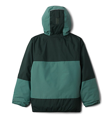 Manteau Snow Problem™ pour garçon Snow Problem™Jacket | 386 | L, Spruce, Thyme Green, back