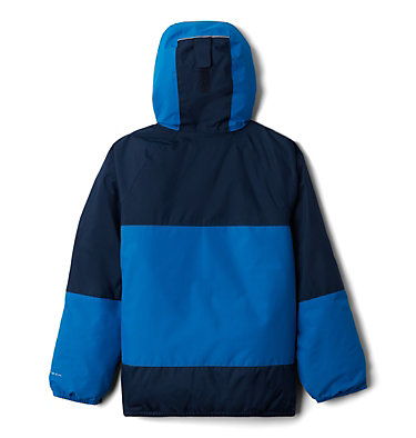 Boys' Snow Problem™ Jacket Snow Problem™Jacket | 386 | L, Collegiate Navy, Bright Indigo, back