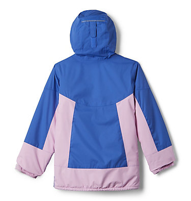Manteau Snow Problem™ pour fille Snow Problem™ Jacket | 011 | L, Arctic Blue, Pink Clover, back