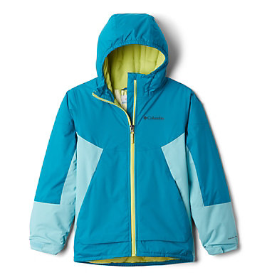 Manteau Snow Problem™ pour fille Snow Problem™ Jacket | 462 | L, Fjord Blue, Aquatint, front