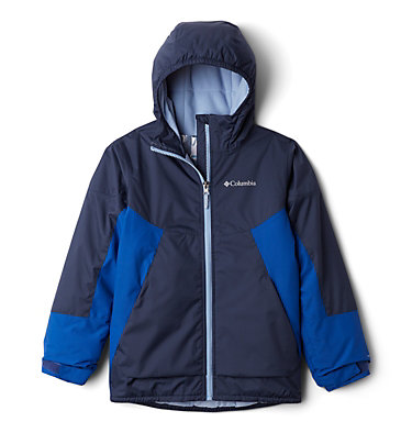 Manteau Snow Problem™ pour fille Snow Problem™ Jacket | 462 | L, Nocturnal, Lapis Blue, front